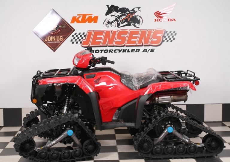Honda TRX 500 Foreman ES