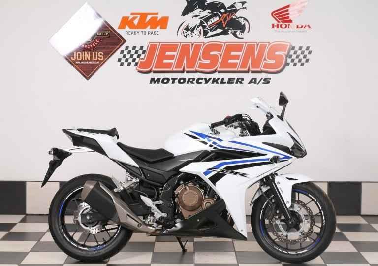 Honda CBR 500 RA