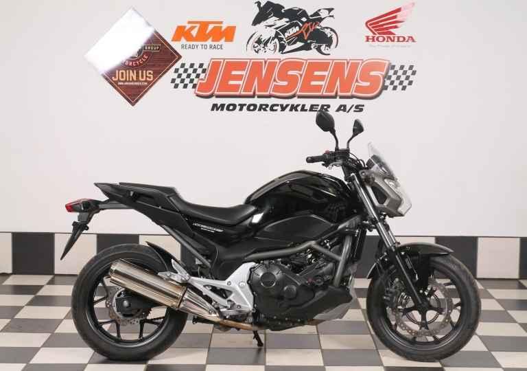 Honda NC 700 SA