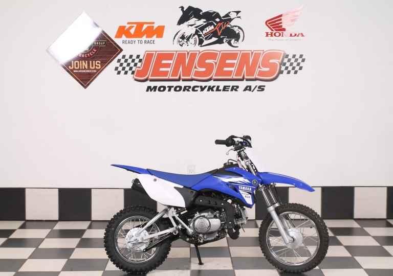 Yamaha TT 110 R