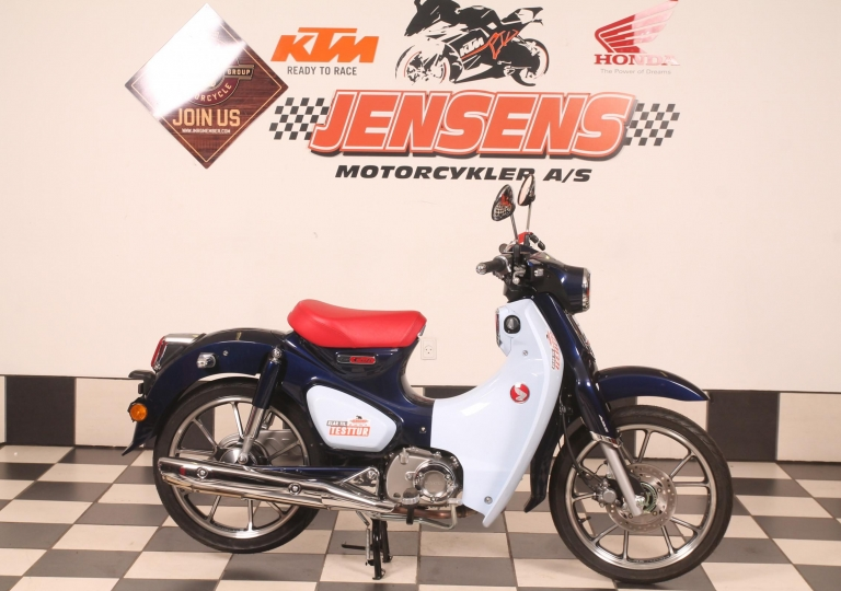 Honda C 125 Super Cub
