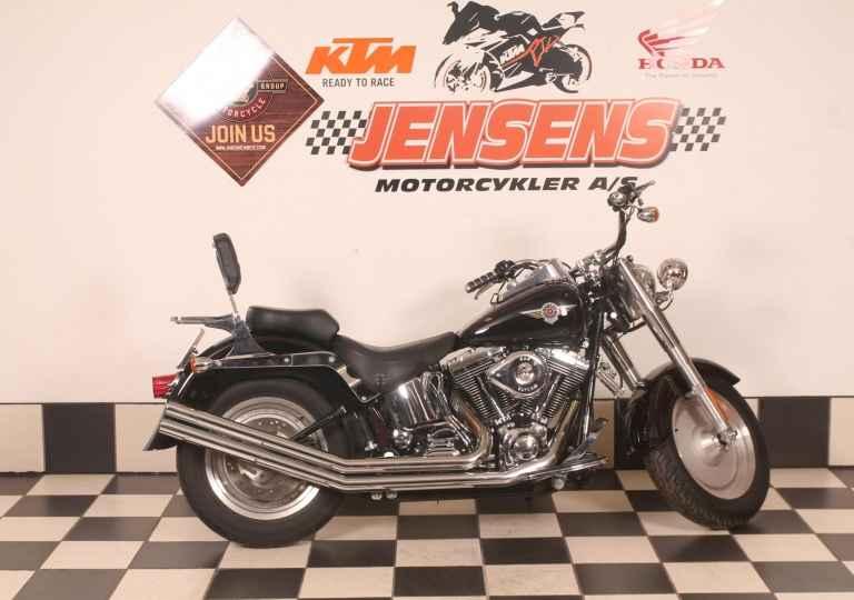 Harley-Davidson FLFB Fat Boy