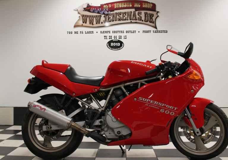 Ducati 600 Super Sport