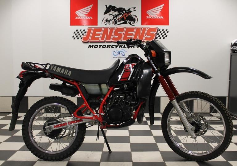 Yamaha DT 125 R