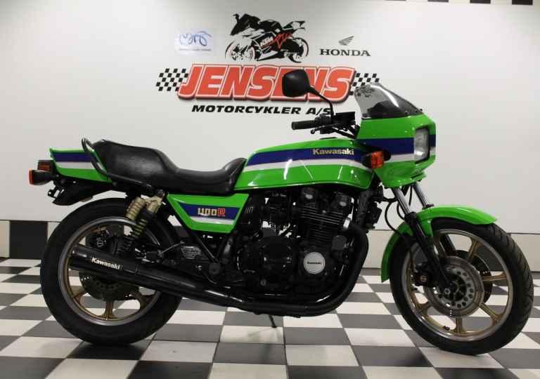 Kawasaki Z 1100 R
