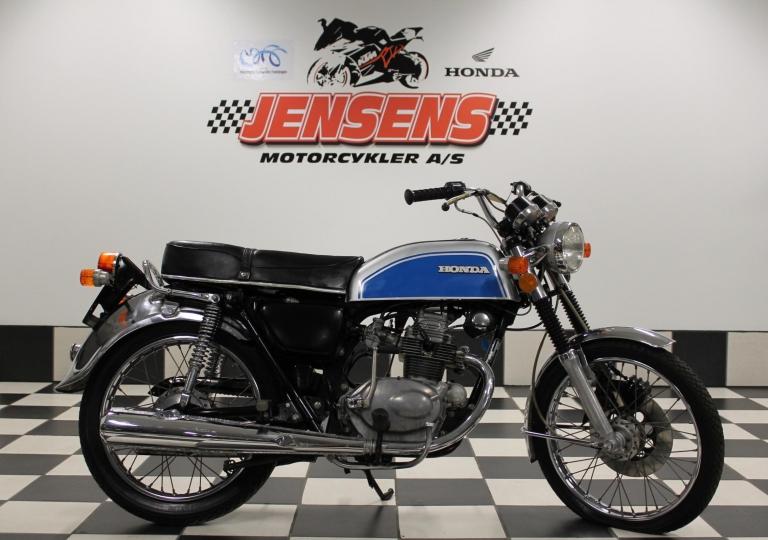 Honda CB 125 K