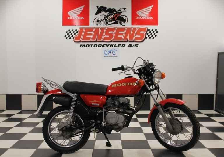 Honda XL 50