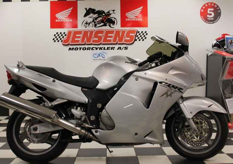 HONDA CBR1100xx Super Blackbir...