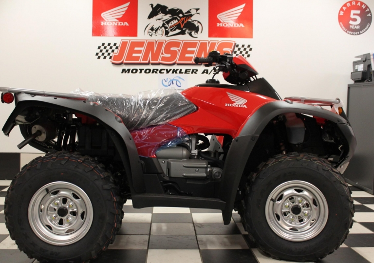 HONDA TRX 500 FE2 ATV