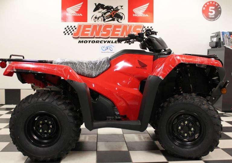 HONDA TRX 420 FE1 ATV