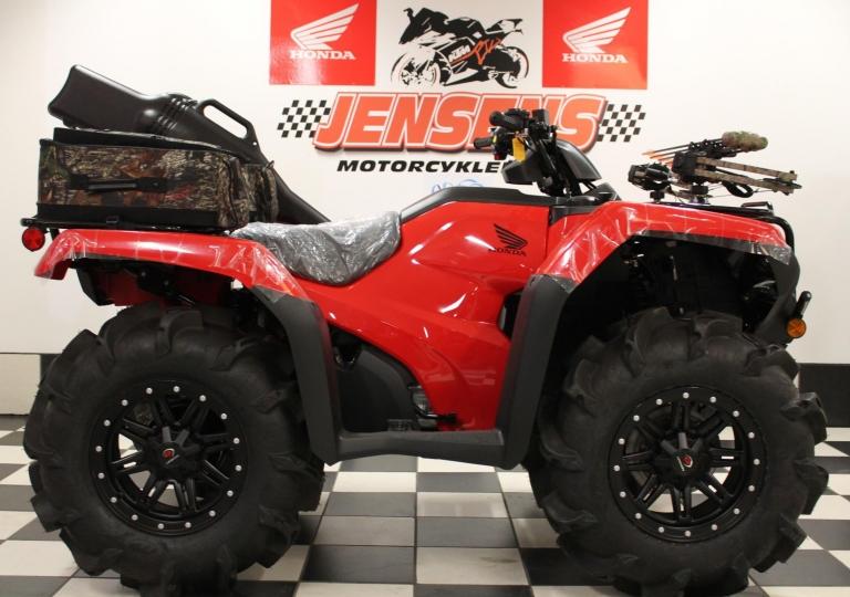 HONDA TRX 420 FA1 ATV