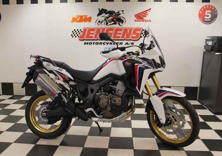 HONDA CRF1000LD AFRICA TWIN SP...