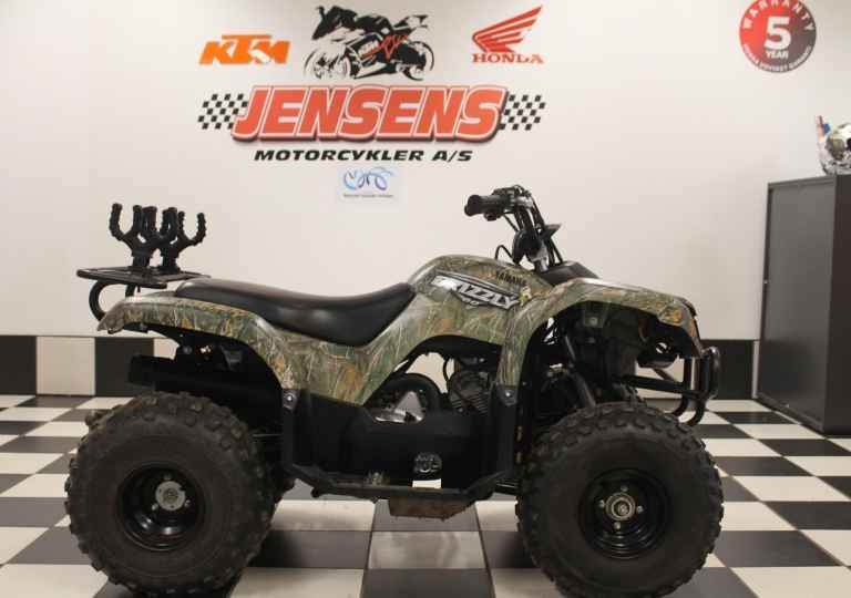 YAMAHA ATV 80 GRIZZLY