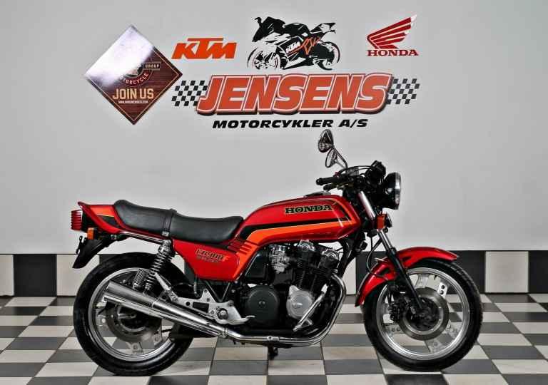 Honda CB900F Bold'or
