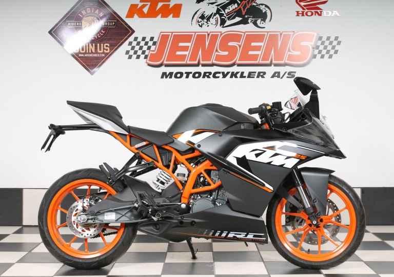 KTM RC 125 ABS