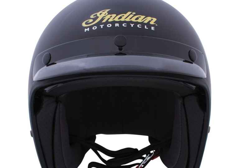 Indian Open Face Helmet