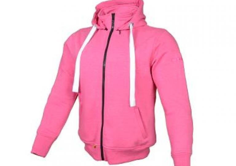 Core Hoodie Lady Pink